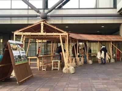 ヤマケン木のテント