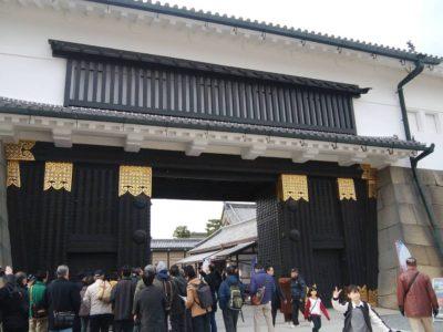 京都人のための京都文化財建造物勉強会(二条城)